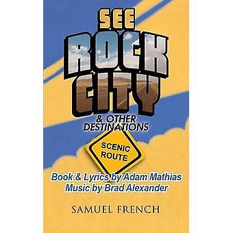 Zie Rock City andere bestemmingen Scenic Route door Alexander & Brad