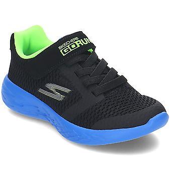 Skechers GO Run 600 97860LBBLM universel toute l'année chaussures pour enfants