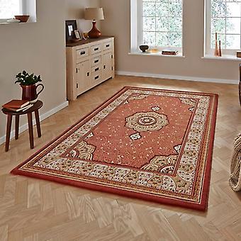 Rugs -Heritage - Terracotta 4400