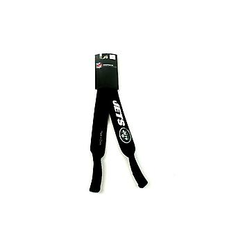 New York Jets NFL Black Neoprene Strap For Sunglasses/Eye Glasses