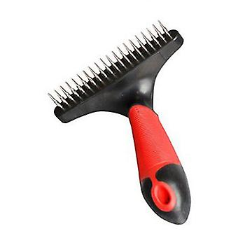 Flamingo Raking Care Muda 20 Short Prong (Dogs , Grooming & Wellbeing , Brushes & Combs)