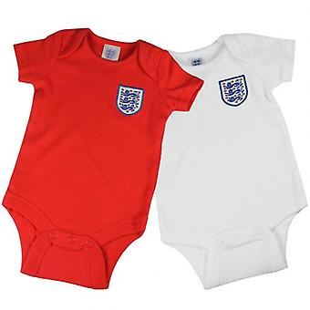 England F.A. 2 Pack Body 12-18 Monate