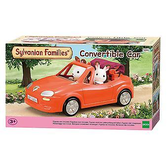 Sylvanian familier konvertible bil