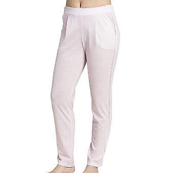 Rosch 1193722-14706 Women's Pure Pink Minimal Print Cotton Pyjama Pant