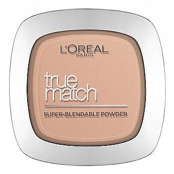 L'Oreal True Match Super Blendable Powder - Avorio Rosa