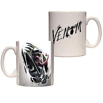 Mug - Marvel - Venom Breakthrough 15oz New cmg15-mu-vnmr