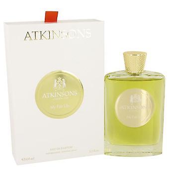 My Fair Lily Eau De Parfum Spray (Unisex) By Atkinsons   535848 100 ml