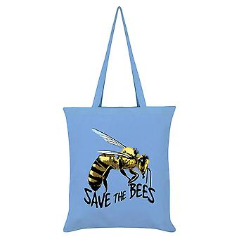 Grindstore Save The Bees Perfect Pollinators Tote Bag