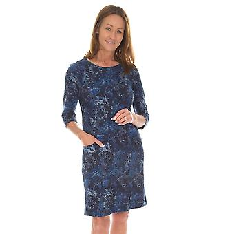 POMODORO Pomodoro Blue Dress 11953