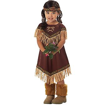 Indian Princess Toddler Costume