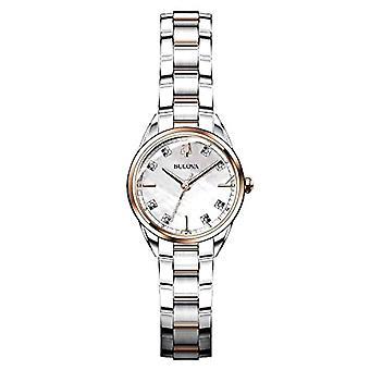 Bulova Uhr Frau Ref. 98P183