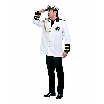 Captain Jacket mannen kostuum Navy Captain Jacket uniform mannen kostuum