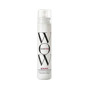 Color Wow Get In Shape 2-in-1 Working Hairspray