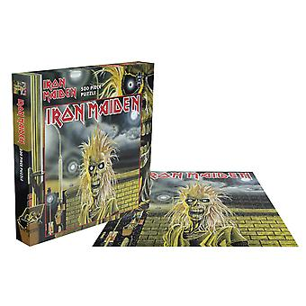 Iron Maiden Jigsaw Puzzle Album Cover  Eddie new Official 500 Piece