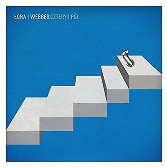 Lona & Webber - Cztery & Pol [CD] USA import