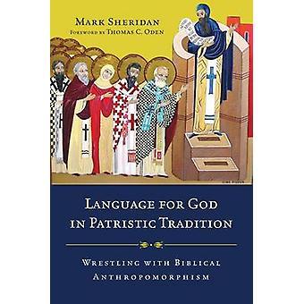 Kieli Jumalan suojelija perinne paini Raamatun Antropomorismi Mark Sheridan