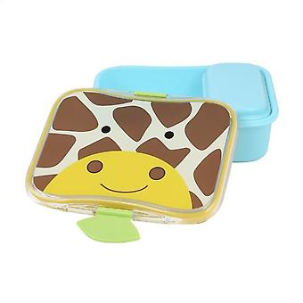 Skip Hop Zoo Lunch Bread Box Giraffe