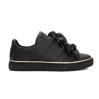 Women's Trussardi Black Sneakers