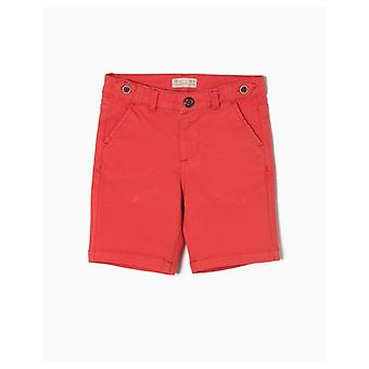 Zippy Salmon Shorts