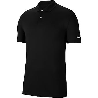 Nike Mens Dry Fit Solid Victory Golf Polo Shirt