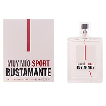 Bustamante Muy Mio Sport Edt Spray 100ml Unisex