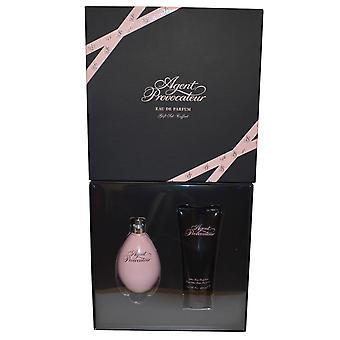 Agent Provocateur Eau de Parfum Spray 100ml Ultra Rich Body Cream 100ml