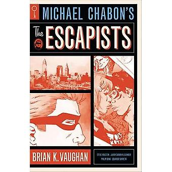 Michael Chabons The Escapists by Michael Chabon & Brian K Vaughan