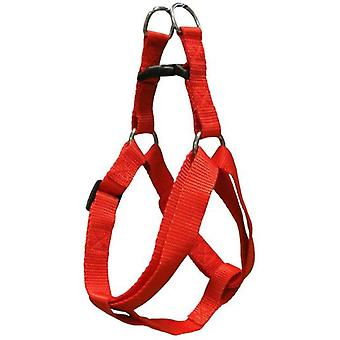 Num'axes Eco Coneckt Nylon Harness-Red Eco