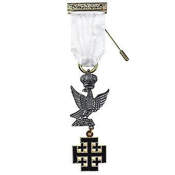 Rode kruis van Constantijn rcc - khs commandanten borstjuweel