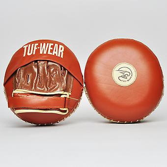 Tuf Wear Classic Brown Leather Air Pads Classic Brown