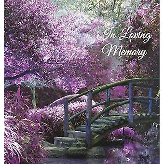 In Loving Memory Funeral Guest Book Memorial Guest Book  Condolence Book Remembrance Book for Funerals or Wake Memorial Service Guest Book A Celebration of Life and a lasting memory for the fam by Publications & Angelis