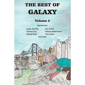 The Best of Galaxy Volume Five by Del Rey & Lester