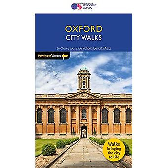 City Walks OXFORD - 2018 - 9780319091173 Libro