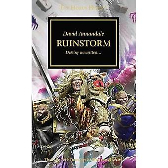 Ruinstorm by David Annandale - 9781784969073 Book