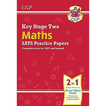 New KS2 Maths SATS Practice Papers (for the tests in 2020) by CGP Boo