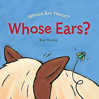 Whose Ears? by Sue Tarsky - 9780807590409 Book