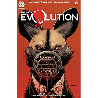 ANIMOSITY - EVOLUTION VOL. 2 TPB by Marguerite Bennett - 9781935002444