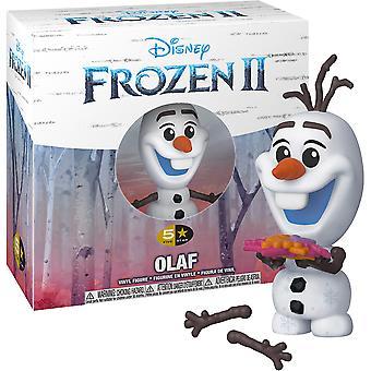 Frozen II Olaf Vinil 5 Estrelas