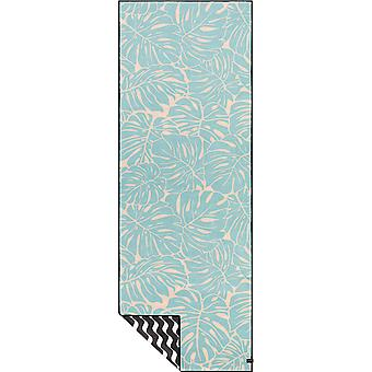 Slowtide Tarovine Yoga Towel in  Blue