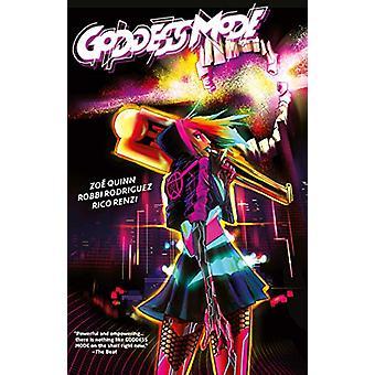 Goddess Mode Volume 1 by Zoe Quinn - 9781401294113 Book