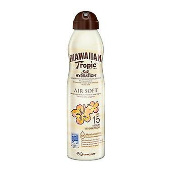 Sun Screen Spray Silk Air Soft Silk Hawaiian Tropic/Spf 30 - 177 ml