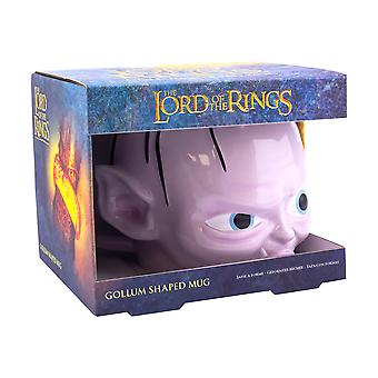 Gollum Oversized 3D Shaped Mug Licensed Lord of the Rings