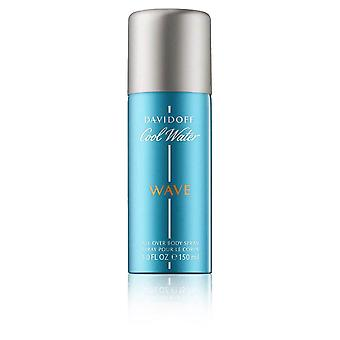 Davidoff - Cool Water Wave For DEO - 150ML