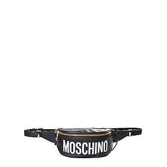 Moschino 771280011555 Naiset's Musta nahkapussi