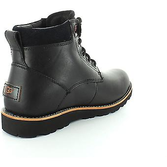 Ugg Australia Mens 1008146 Leather Closed Toe Ankle Cold Weather Boots