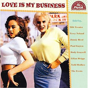 Love Is My Business [CD] USA import
