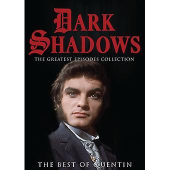 Dark Shadows: Best of Quentin [DVD] USA import