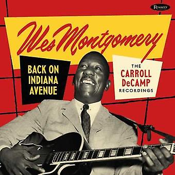 Back On Indiana Avenue: Carroll Decamp Recordings [CD] USA import