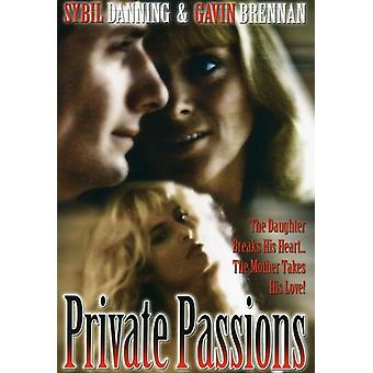 Private Passions [DVD] USA import