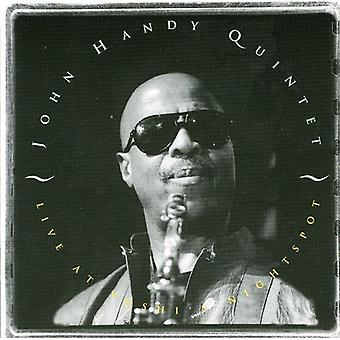 John Handy Quintet - Live at Yoshi's Night Spot [CD] USA import